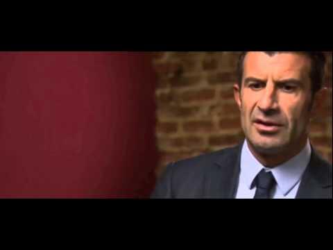 Luis Figo : President Fifa Candidate Get Interview