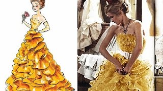 EMMA WATSON Cast as Belle in Beauty and The Beast - 7 Reasons Shes Perfect fit