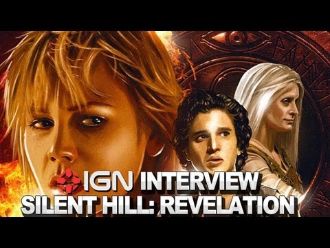 Silent Hill: Revelation Video Interview