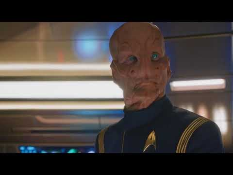 Compilation of all the Clues to the Lorca Twist in Star Trek Discovery