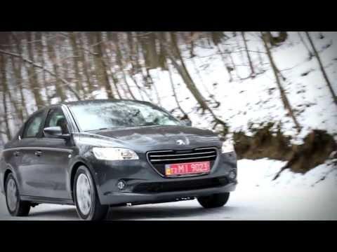 Тест Peugeot 301 от АвтоПортала