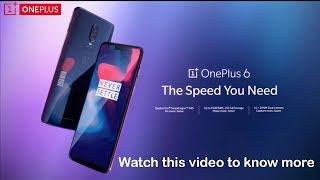 OnePlus 6 - Indian Price?