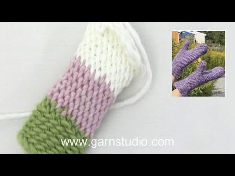 How to crochet slip stitches (Bosnian crochet)