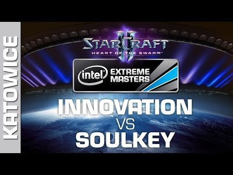 Innovation Vs. Soulkey - Asian Qualifier - Iem 2014 World Championship - Starcraft 2 video