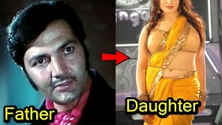 Download Top 8 Beautiful Daughters Bollywood Villains | Never Seen Before 3Gp Mp4