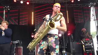 Too Many Zooz - Live - Electric Avenue 2018