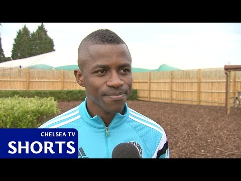 Ramires: Happy and confident