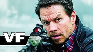 22 MILES Bande Annonce VF (Mark Wahlberg, 2018) NOUVELLE
