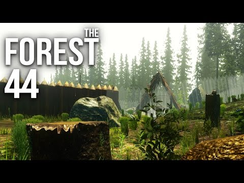THE FOREST [HD+] #044 - Zaun des Zuschauerigen Zorns ★ Let's Play The Forest
