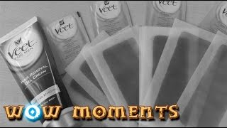 WoW Moments - 50 Shades of Veet....for men