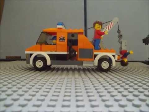 Comment faire un loup en lego videolike - Comment faire une ville lego city ...