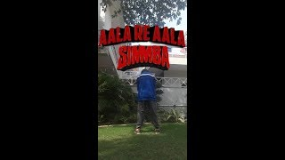 Aala Re Aala Simmba Aala Own Choreography Read The Description
