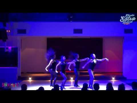Baila Studio Show | 2.Chania Salsa Festival