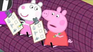 Peppa Pig Português Brasil Completo ☀️ O PASSEIO DE TREM 🚂 Completos - Peppa Pig