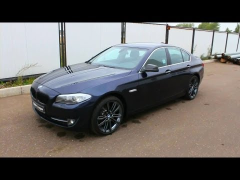 2012 BMW 528i M-Sport. Start Up. Engine. and In Depth Tour.