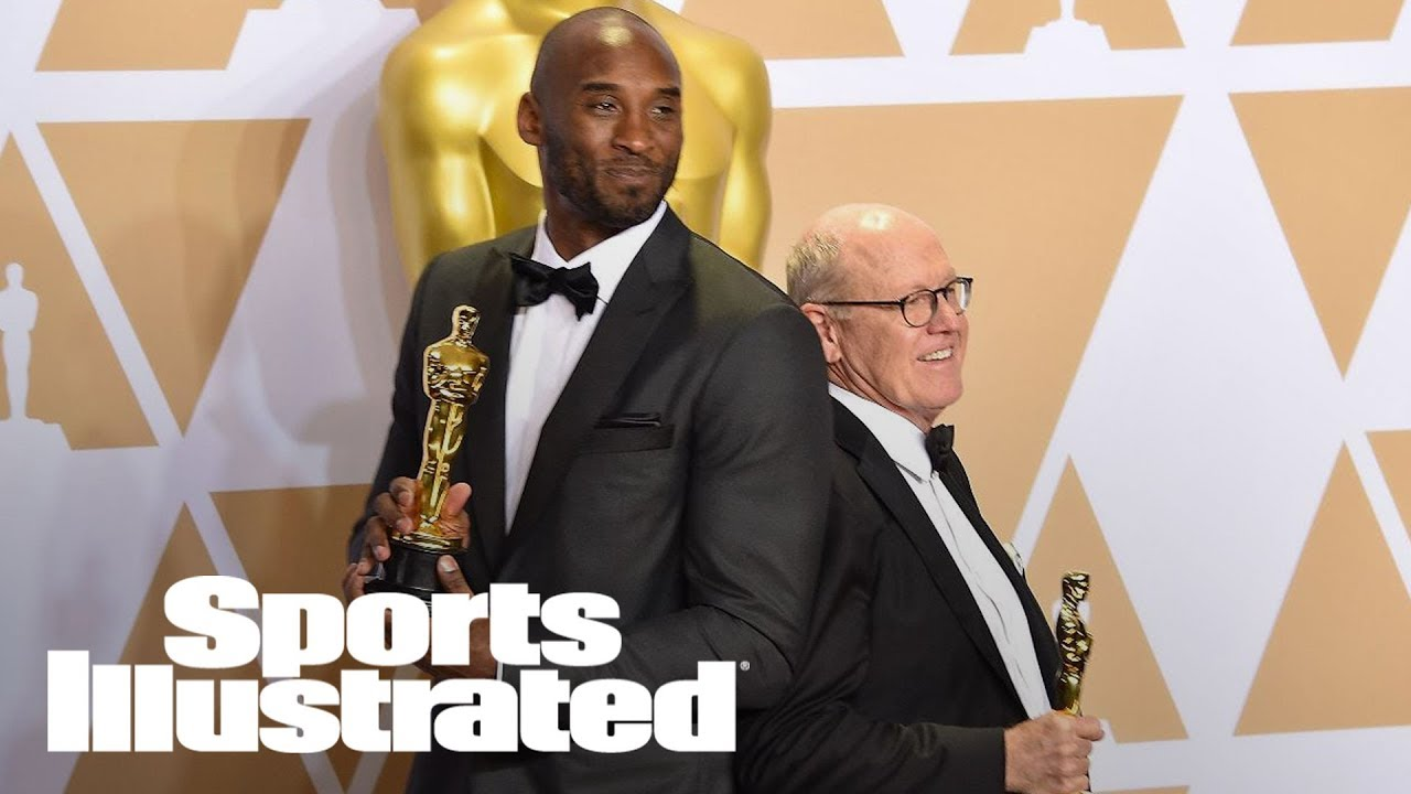 Kobe Bryant's 'Dear Basketball' Wins Oscar For Best Animated Short | SI Wire | Sports Illustrated