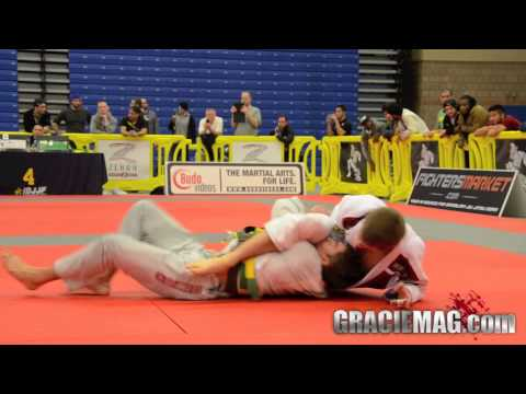 Keenan Cornelius vs. Gianni Grippo | 2013 Boston Open Brown Belt Absol...