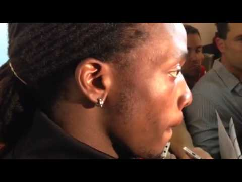 Video: Badgers TB Melvin Gordon puzzled by workload, breakdown in 2nd half