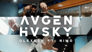 Olexesh - AUGEN HUSKY feat. Nimo (prod. von The Cratez) [Official Video]