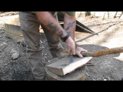 Pathfinder Product review #4 The Pathfinder Trade Knife.wmv