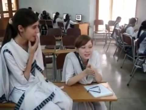 Funny Students - Punjabi Dubbing video