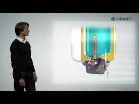 le chauffe eau lectrique fonctionnement youtube. Black Bedroom Furniture Sets. Home Design Ideas