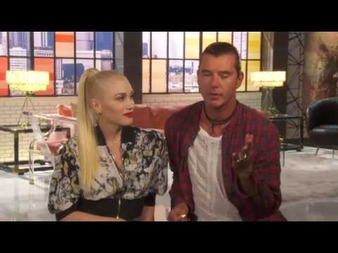 The Voice Season 7: Gwen Stefani & Gavin Rossdale Battle Rounds Interview