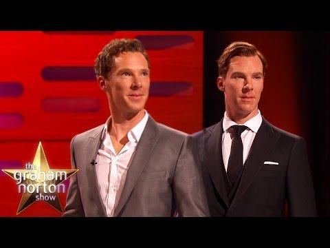 Meet Benedict Cumberbatch's 'Outstanding' Wax Double - The Graham Norton Show