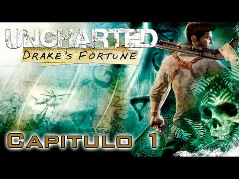Uncharted: El Tesoro de Drake Gameplay Walkthrough - Parte 1 - Espaol