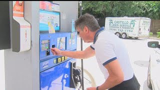 Cash for gas only way to protect against credit card skimmer