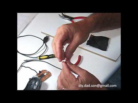 How to fix a mouse Como consertar um mouse