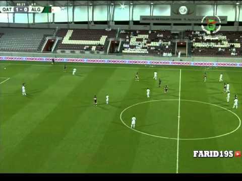 المقابلة كاملة : قـطـر 1-0 الـجـزائر Qatar 1-0 Algeria