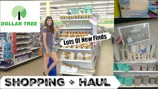 DOLLAR TREE SHOP WITH ME + HAUL | NEW EVERYDAY FINDS | FALL DECOR | Momma From Scratch