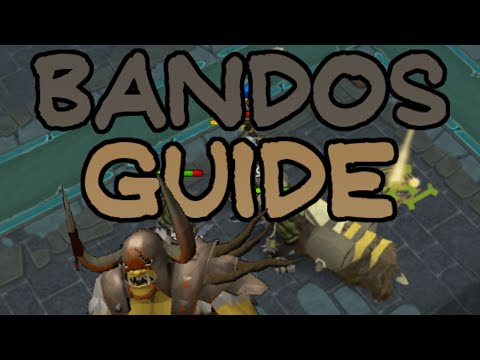 Ultimate Bandos GWD Guide: 2-4M/Hour Money Making [Runescape 2014]
