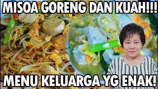 Resep : Misoa Goreng & Misoa Kuah Menu Keluarga Yang Enak!!!