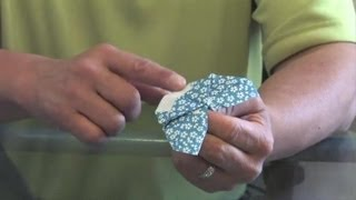 How To Make A Beautiful Origami Butterfly : Origami Ideas
