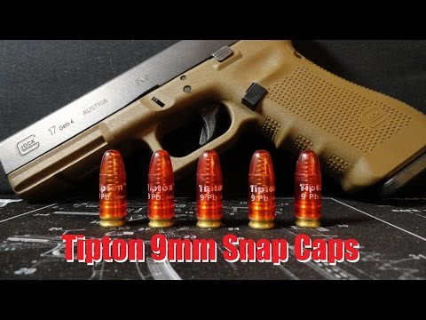 Tipton Snap Caps Review