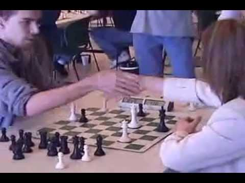 Blitz game with chess Grandmaster Susan Polgar