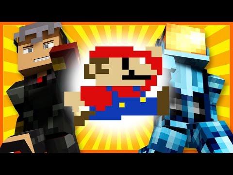HOW DO YOU SAY... MARIO!? | Minecraft Parkour School #2 - Minecraft Parkour