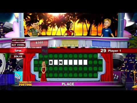 Wheel of Fortune - Hollywood [1/2]