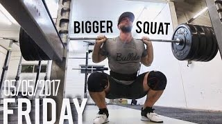 MY CURRENT SQUAT PROGRAMME for HUGE STRENGTH GAINS