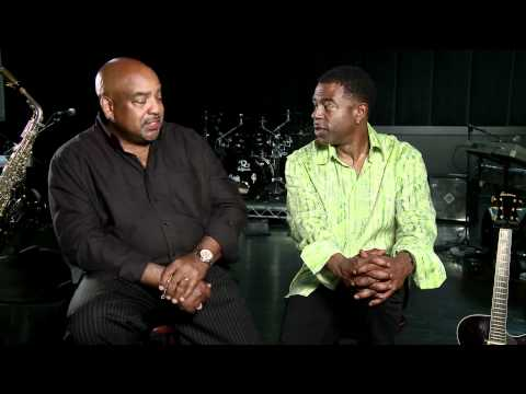 Norman Brown&Gerald Albright Behind the Scenes Video of 24/7