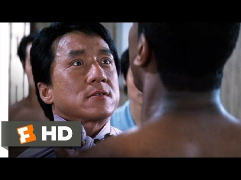 Rush Hour 2 (2/5) Movie CLIP - Massage Parlor Fight (2001) HD