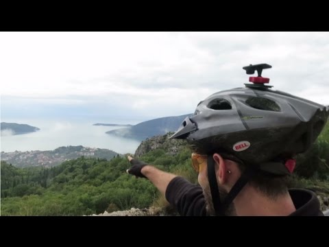 Cycling through Bosnia & Montenegro