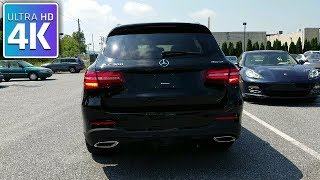 2018 MERCEDES GLC GLC 300 4MATIC - 4K