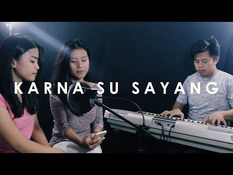 Karna Su Sayang - Near ft. Dian Sorowea (Githa & Rusdi Cover) | Live Record