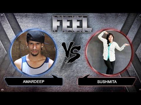 FEEL 2016 - Amardeep vs Sushmita - Battle round -Top 8