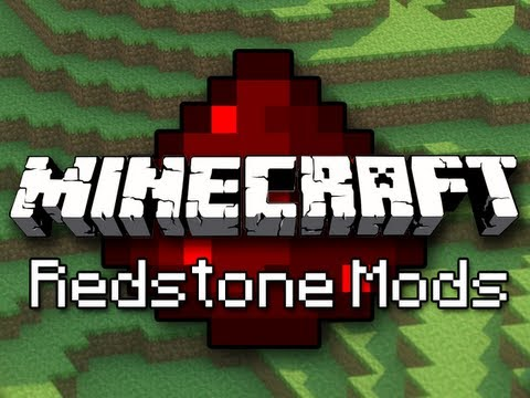 Minecraft: Redstone Mods! (Vertical Wiring, Instant/Programmable Gates)