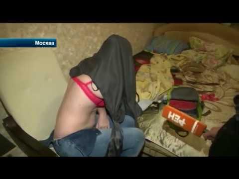 В Москве полицейские штурмовали притон