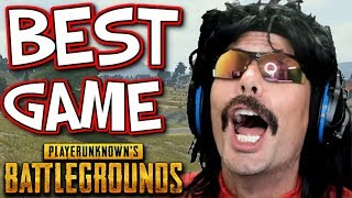 DrDisRespect's Highest KiII Game EVER on Battlegrounds!